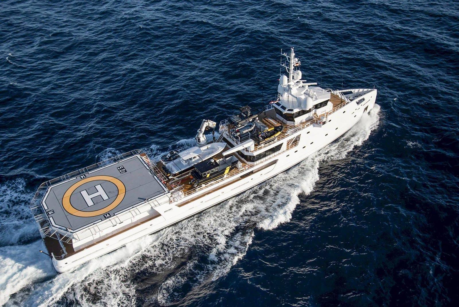 AluminiumJon.nl - Landingsvaartuig voor de Game Changer