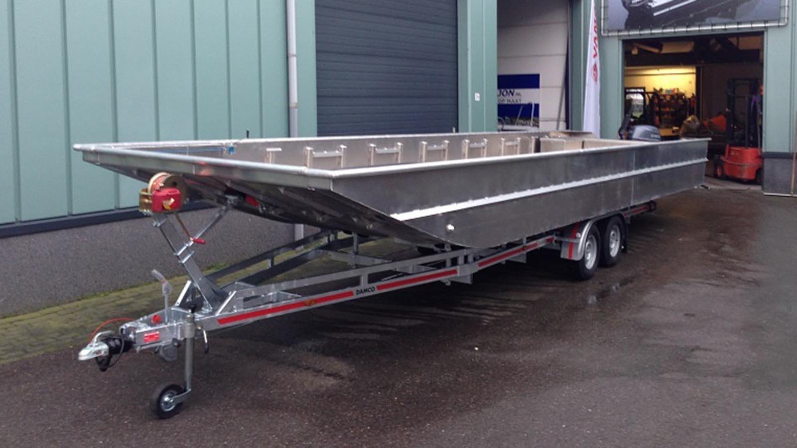 AluminiumJon.nl-Landing craft 10 meters-Standard & Heavy Duty-Aluminium Boats